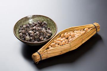 2種類の納豆