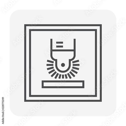 cnc milling icon