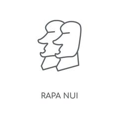 rapa nui icon