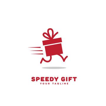 Speedy gift logo