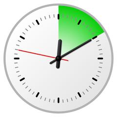 Timer / Uhr mit 10 (zehn) Minuten