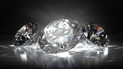 Diamonds jewelery