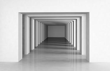 architecture moderne contemporaine 3D
