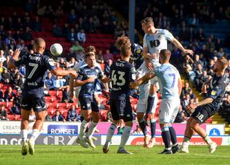 Championship - Blackburn Rovers v Leeds United