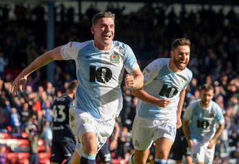 Championship - Blackburn Rovers v Leeds United