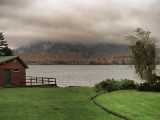Overlooking Lake Pleasant