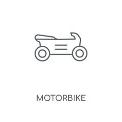 motorbike icon icon