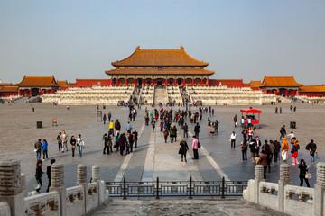 Wall Murals Beijing Forbidden City