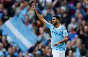 Premier League - Manchester City v Burnley