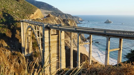 Bixby Bridge   Kalifornien   USA   Highway 1