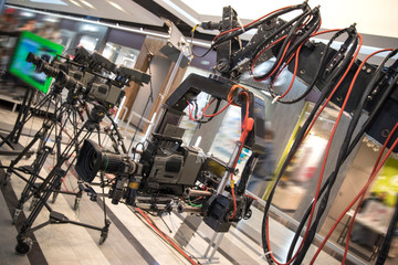 television crane