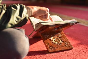 Reading Al Qur'an