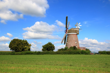 Windmühle Breberen im Selfkant