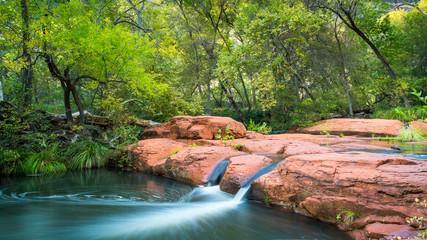Wet Beaver Creek in Arizona