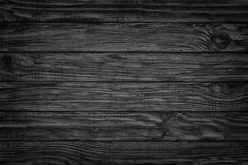 dark wood. Rustic wooden table background top view