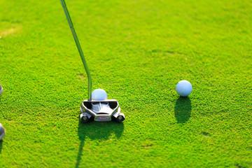 ゴルフ パター イメージ