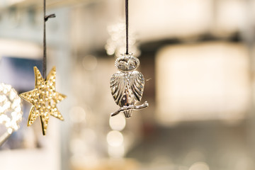 Beautiful, cute Interior Decoration. Christmas Decoration