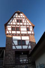 Fachwerkhaus Weil der Stadt