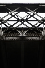 Railway Bridge With Perfect Symmetry Structure