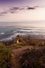 Port Nepean Lookout At Perfect Dusk