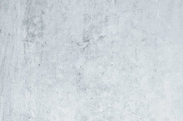 clear and smooth white gray concrete wall background texture clean stucco fine grain cement.