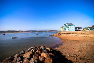 Exmouth marina beach