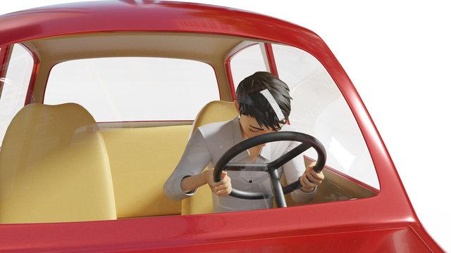 Sleepy or Drunk Behind the Wheel