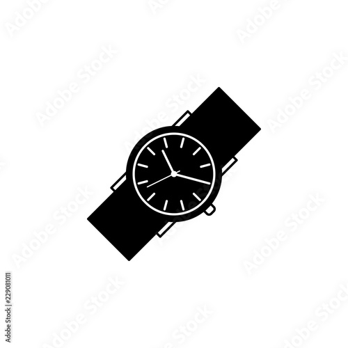 1107d0d33 Wrist Watch icon. Element of clothes and accessories. Premium quality  graphic design icon. Signs and symbols collection icon for websites, web  design, ...