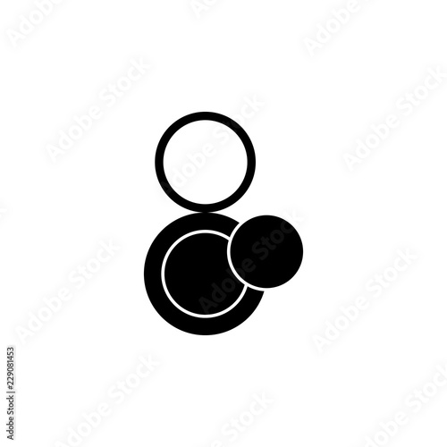 7836b0b6b Blusher icon. Element of clothes and accessories. Premium quality graphic  design icon. Signs and symbols collection icon for websites, web design, ...