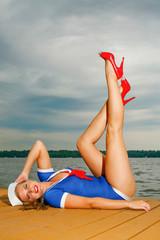 Sailor Pinup