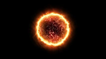Sun Energy Ball
