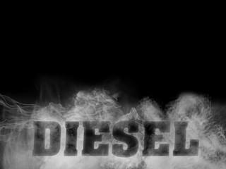 Diesel Abgas