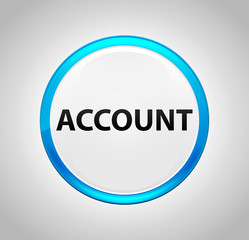 Account Round Blue Push Button