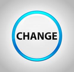 Change Round Blue Push Button