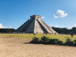 viaje, caribe, Cancún, Mexico, Chichen Itzá, playa.