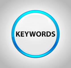 Keywords Round Blue Push Button