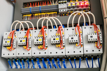 search photos by Климов Максим ignition fuse box a modern open fuse box contains a lot of automata, connectors, relays, and