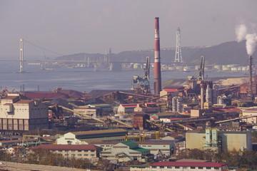工場(室蘭)