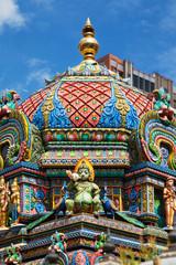 Sri Maha Mariamman Temple in Bangkok