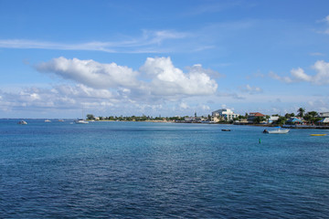 Grand Cayman Island, Coast Line