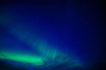 Polarlicht Island