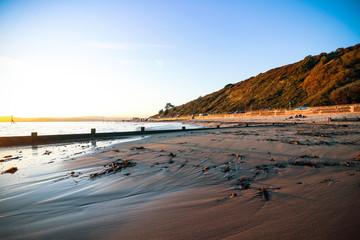 Exmouth seafront, Devon