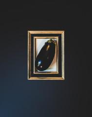 Framed Eggplant