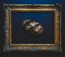 Framed Bread