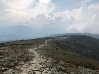 Polskie góry, Polish mountains, Babia Góra