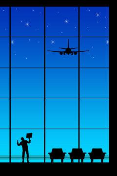 missing airplane flight travel