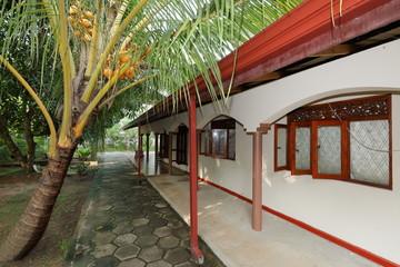 Ferienhaus mit Veranda