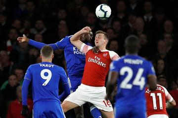 Premier League - Arsenal v Leicester City