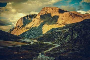 Wall Mural - Road to Trollstigen Norway
