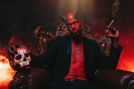 throne of demon